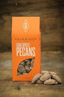 Chia Spiced Pecans