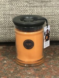 Orange vanilla Large