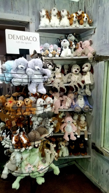 Damanco Plush animals